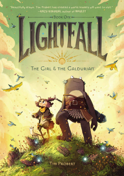 lightfall book cover