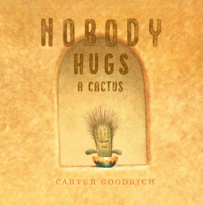 nobody hugs a cactus book cover