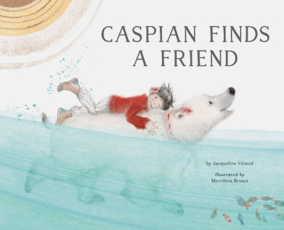caspian finds a friend book cover