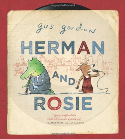 herman and rosie book cover