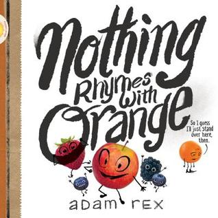 nothing rhymes with orange book cover