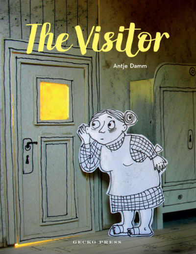 the visitor book cover