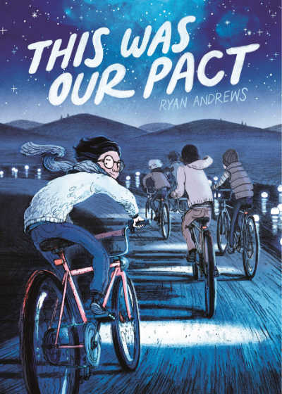 this was our pact graphic novel book cover