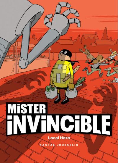 mr invincible book cover