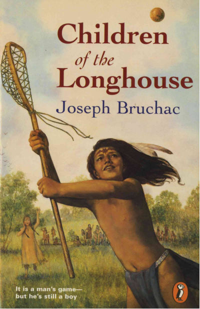 children of the longhouse audiobook cover