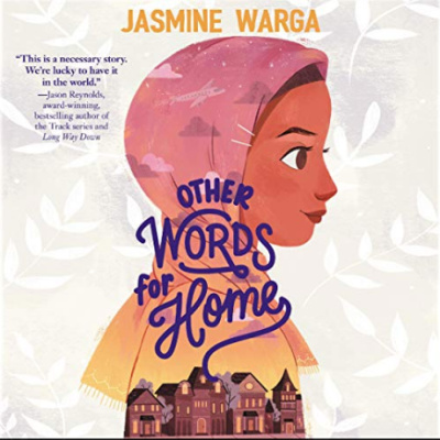 other words for home audiobook cover