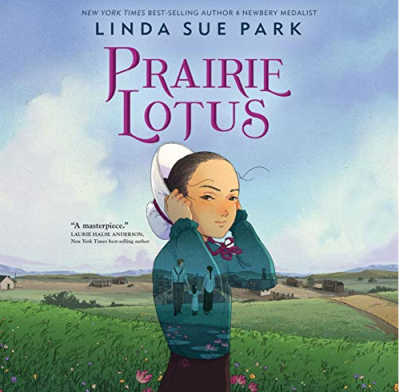 prairie lotus book cover