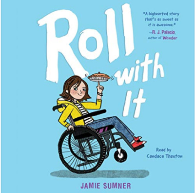 roll with it audiobook cover