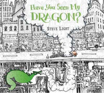 have you seen my dragon book cover