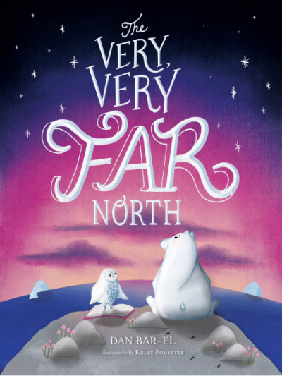 the very very far north book cover