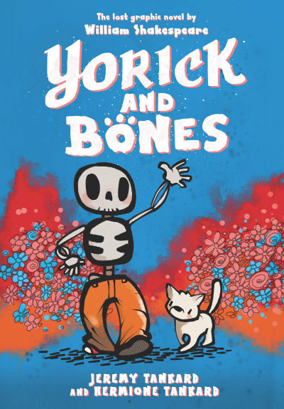 yorick and bones book cover