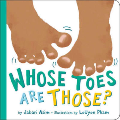 whose toes are those book cover