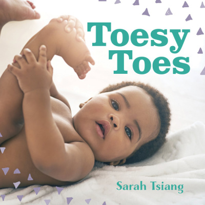 toesy toes book cover