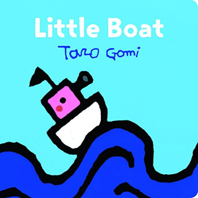 little boat by taro gomi book cover