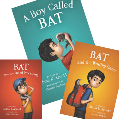 a boy called bat three book series