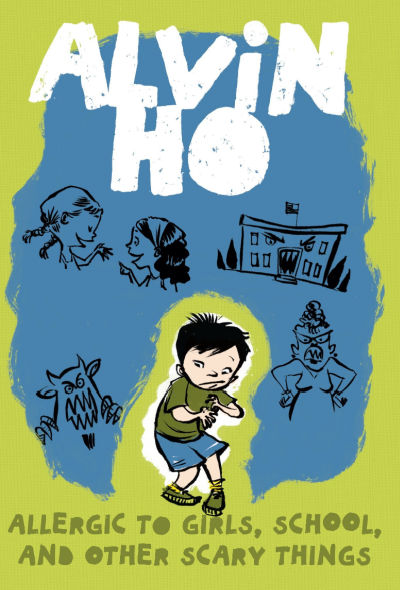 Alvin ho early chapter book
