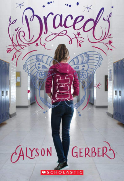 braced by alyson gerber book cover