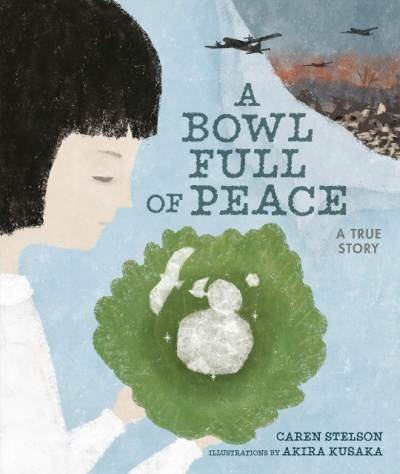 a bowl full of peace book cover