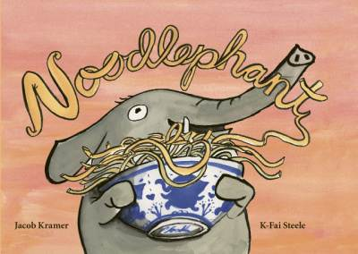 noodlephant book cover