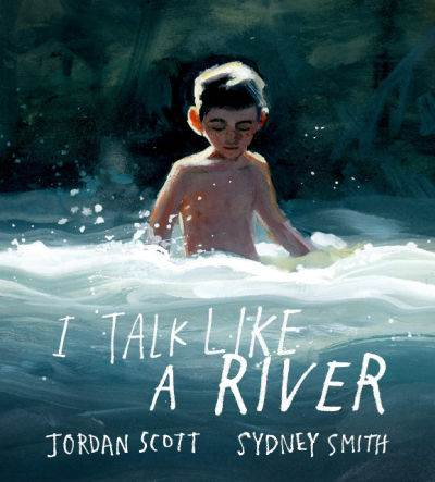 i talk like a river picture book