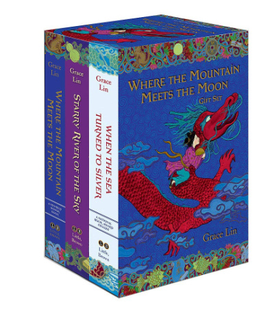where the mountain meets the moon book box set