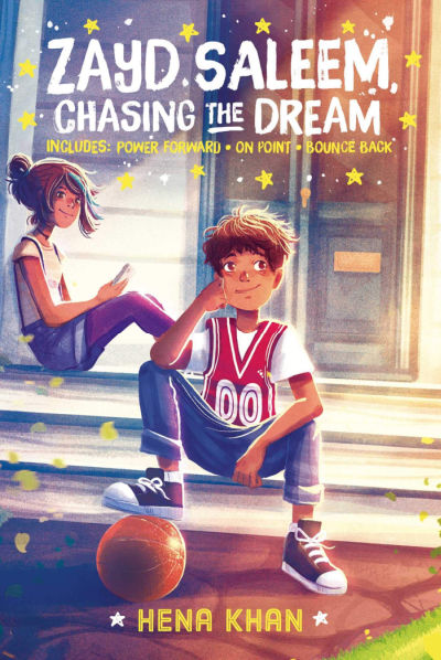 Zayd Saleem, Chasing the Dream book cover