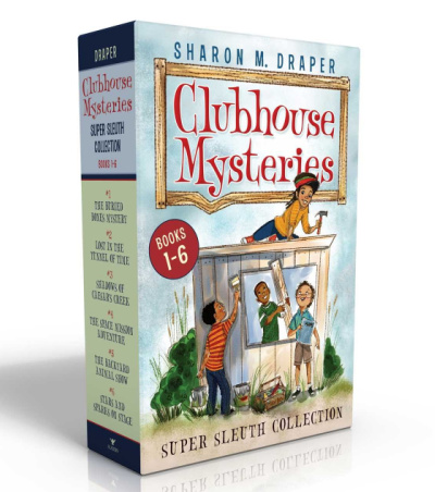 clubhouse mysteries book series box set