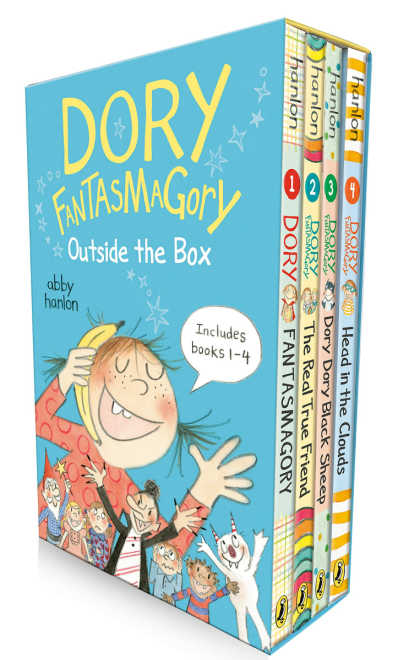 dory fantasmagory box set