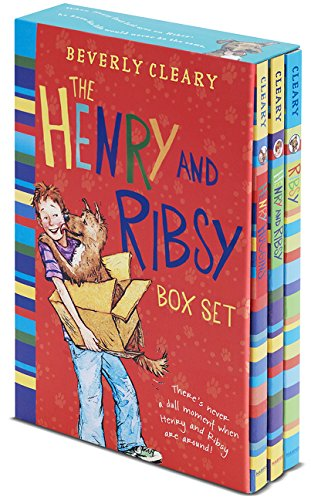 henry huggins box set
