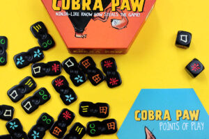 cobra paw tile game