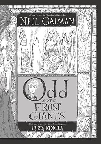 odd and the frost giants book cover