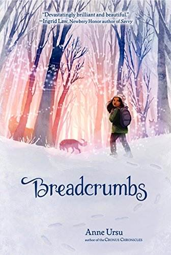 breadcrumbs by anne ursu book cover