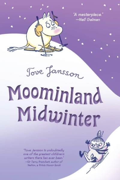 moominland midwinter book cover