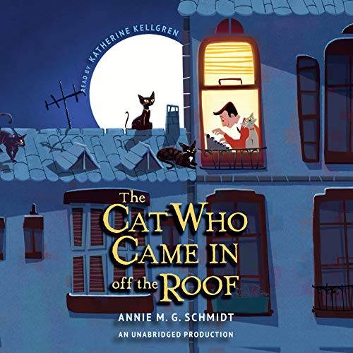 The Cat Who Came in off the Roof  audiobook cover