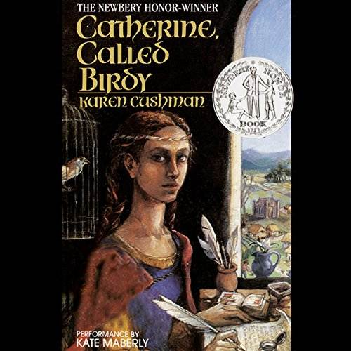 Catherine Called Birdy audiobook cover