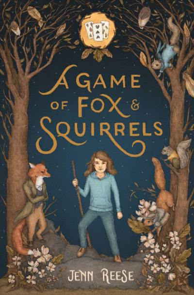A Game of Fox and Squirrels book cover