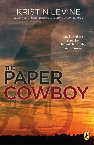 The Paper Cowboy book cover