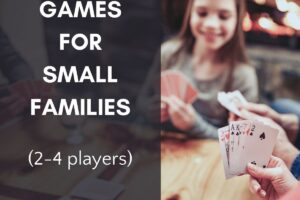 small family playing card game