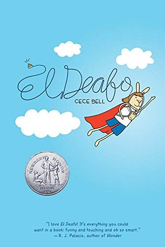 El Deafo graphic novel memoir book cover
