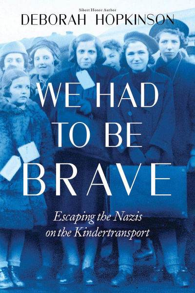 We Had to Be Brave book cover