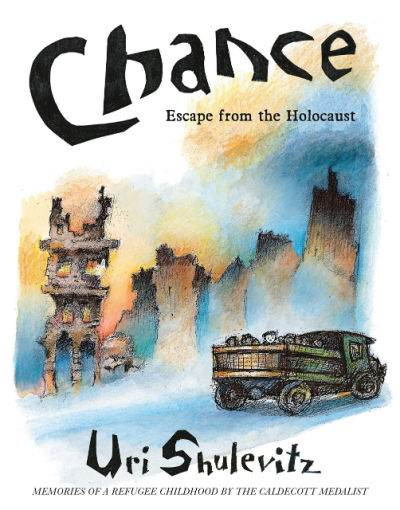 Chance by Uri  Shulevitz  book cover