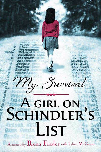 My Survival A Girl on Schindler's List book cover
