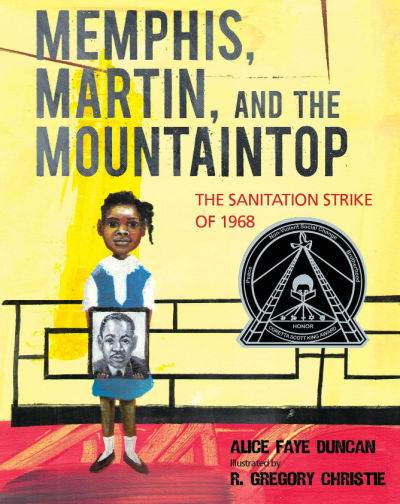Memphis, Martin, and the Mountaintop book cover
