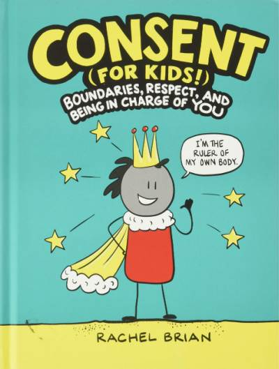 Consent for Kids book cover