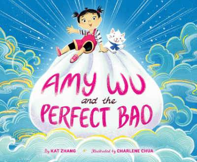 Amy Wu and the Perfect Bao book cover