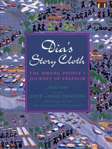 Dia's Story Cloth book cover