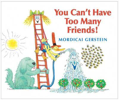 You Can't Have Too Many Friends book cover