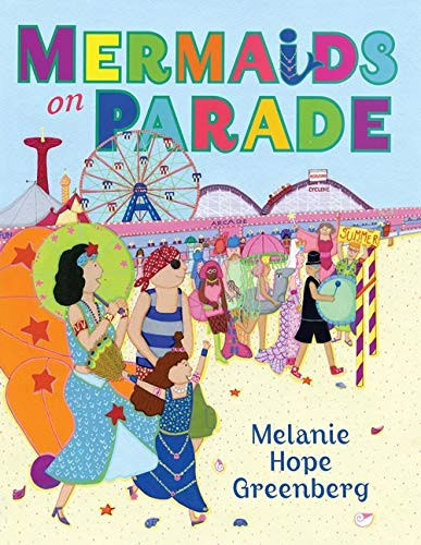 Mermaids on Parade book cover