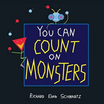 Book cover of You Can Count on Monsters